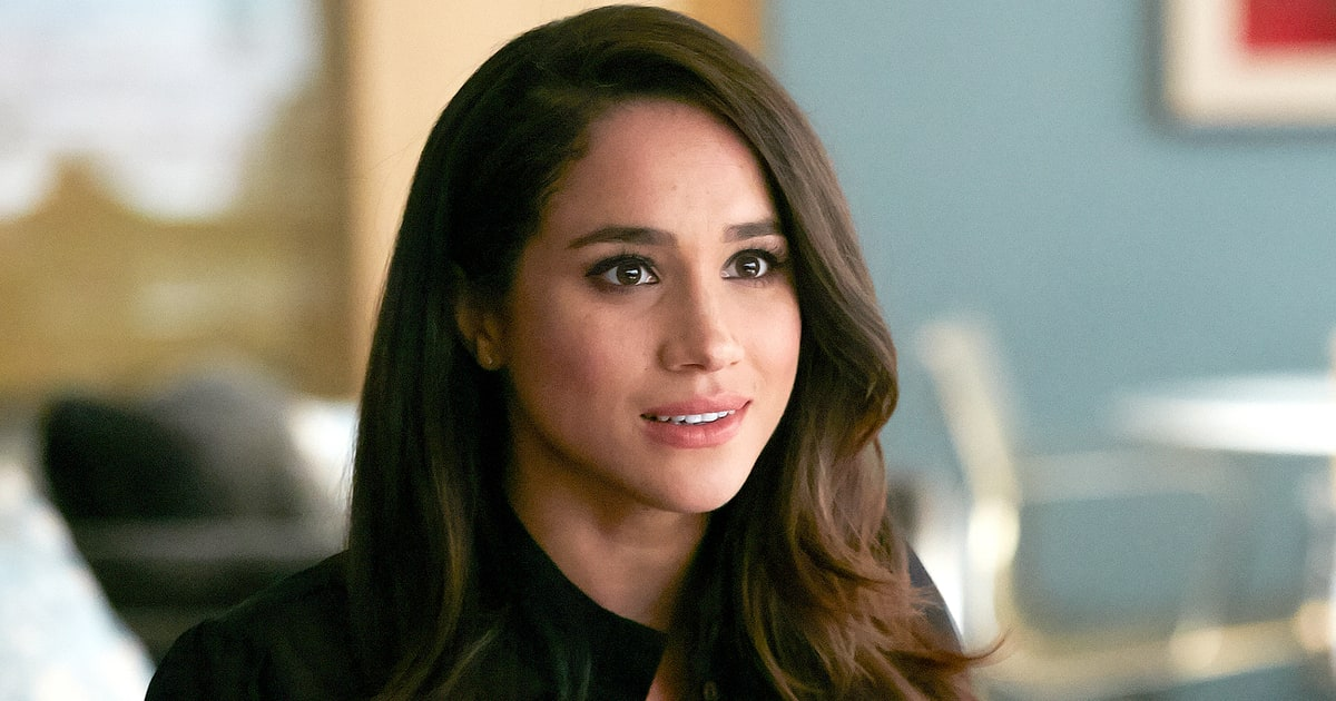Hollywood Actress Meghan Markle Pictures