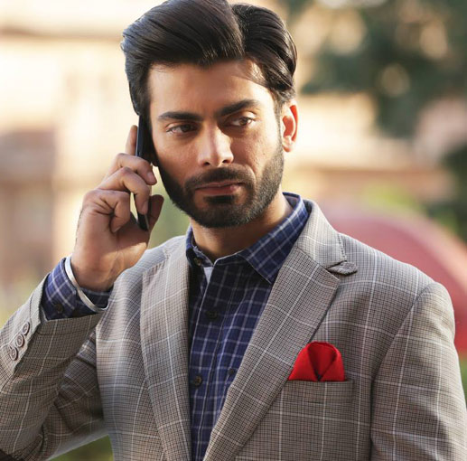 Fawad Khan Attractive Personality