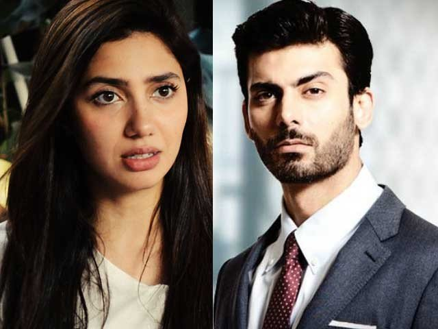 Fawad Khan and Mahira Khan Bad Behavior