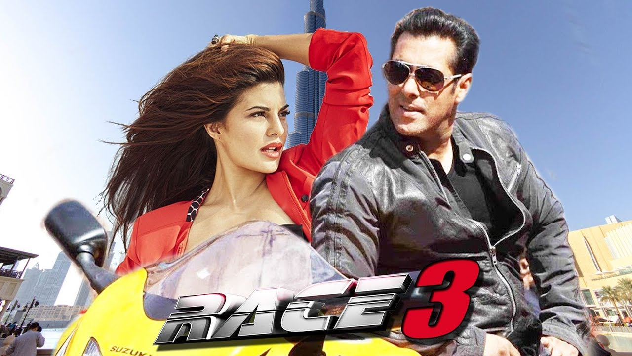 Salman Khan Started the Shoot of Race 3
