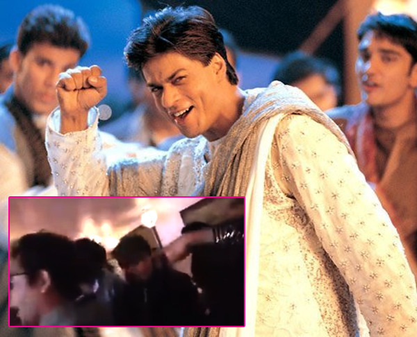SRK and Ranbeer Dance Viral