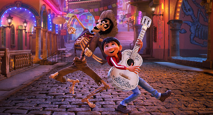 Film Coco Hit On American Box Office