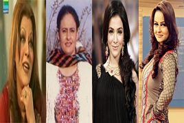 Those pakistani  Actresses Who Are 'Sootan' Each Other