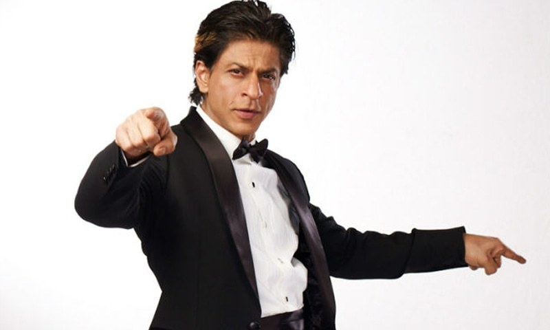 SRK Thanks Fans in Unique Style
