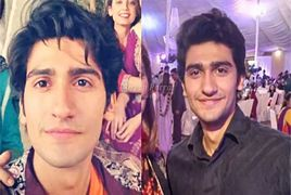 Syed Tabraiz Ali is Son of Pakistani Famous Senior Actor