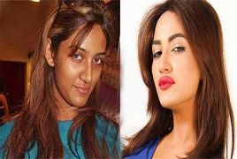 14 Pakistani Actresses And Their Plastic Surgery