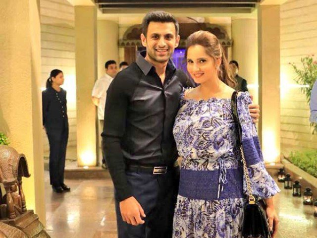 Sania & Shoaib Welcome First Baby