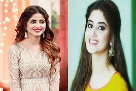 Cutie and Naughty Sajal Ali Recent Photoshoot
