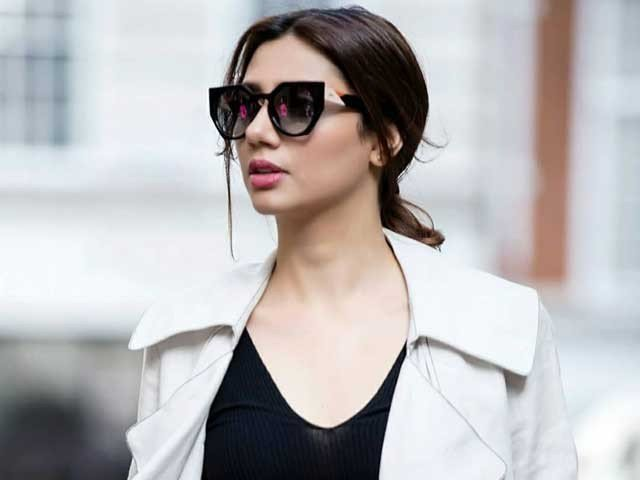 Mahira Khan Is Going To Represent Pakistan For The First Tim