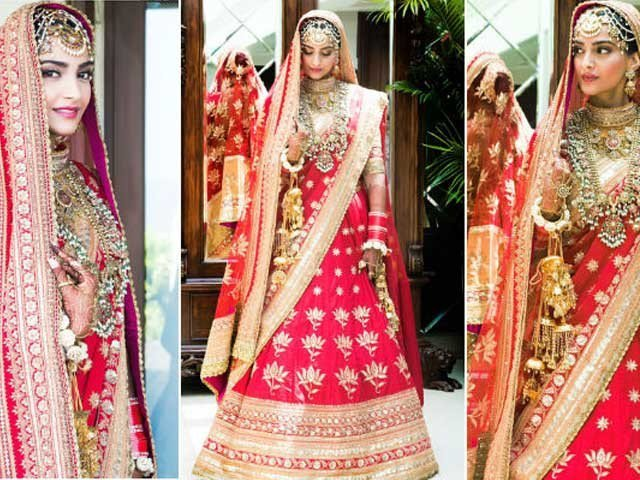 Wedding of Sonam Kapoor