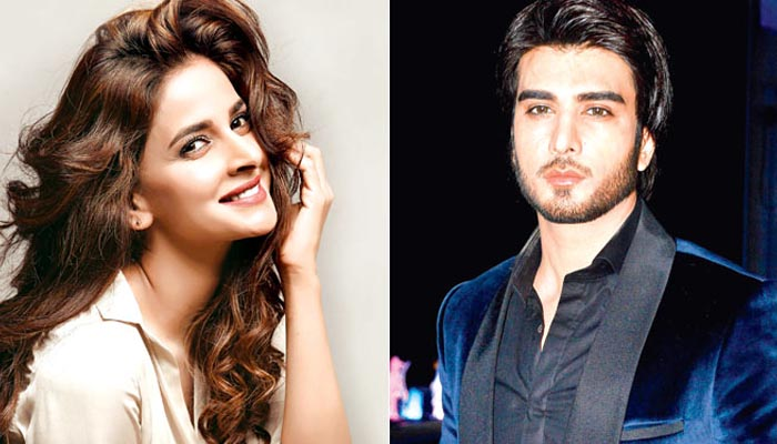 Saba Qamat & Imran Abbas Reach Hollywood