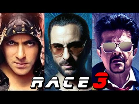Salman Action Movie, Race 3 Trailer Releases