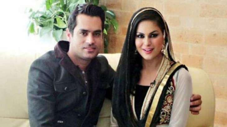 Veena Malik Confirms Her Divorce