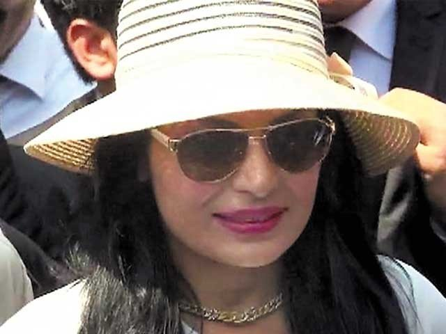 Court Announces Meera Wedlock with Attique