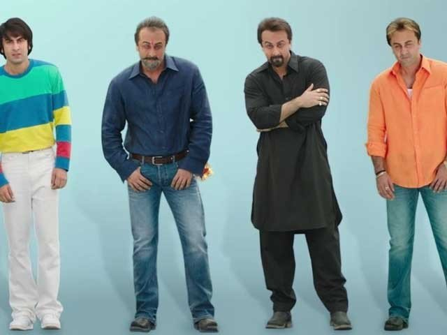 How Much Compensation Actor Received for Movie, Sanju