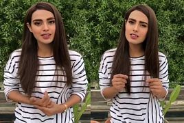 Suno Chanda Actress Iqra Aziz Special Video Message For Fans