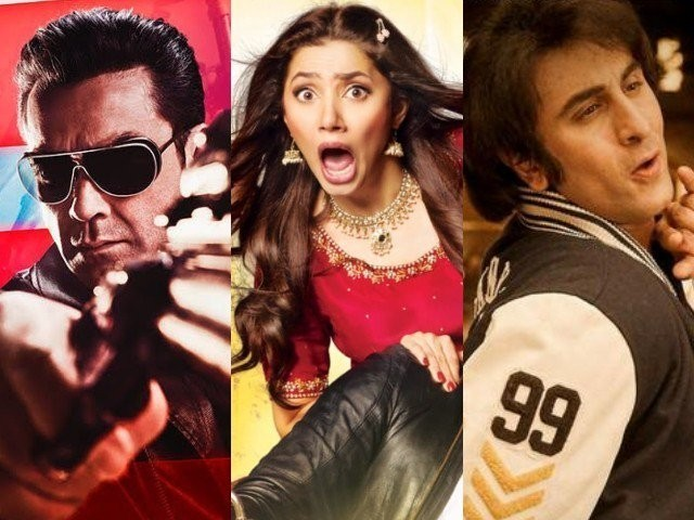 Indian Movie Ban Reduces to 1 Week in Pak on Eid