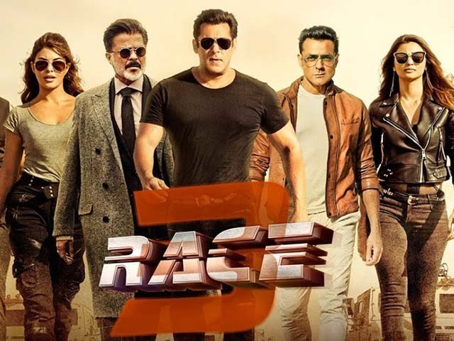 Race 3 of Salman Set Various Records in 3 Days
