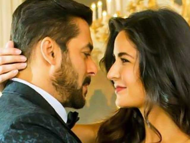 Katrina Kaif and Salman Khan Together Once Again