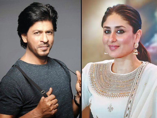 Kareena And Shahrukh Work Together After 7 Years