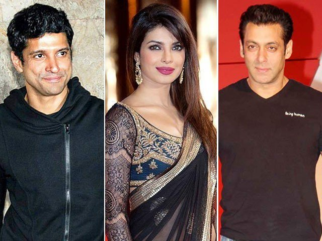 Priyanka Left Salman And Got Together With Farhan Akhter