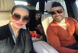 Actress Sadia Imam after Lips Surgery