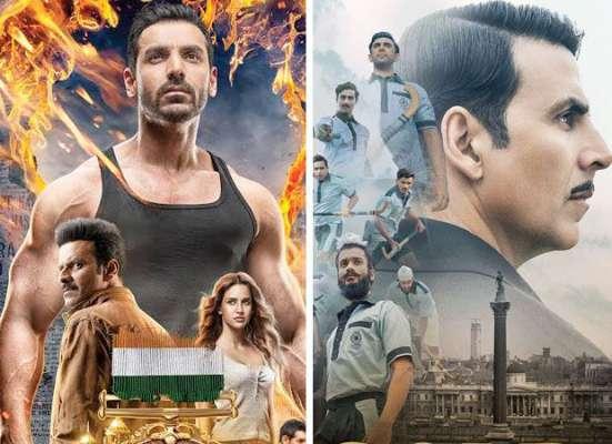 Akshay Leads John Abraham on Box Office