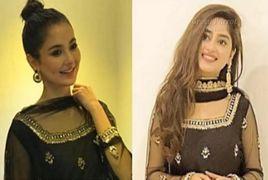 2 Beauty Queens in Same Dress