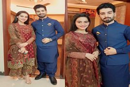 Aiman Khan and Muneeb Butt Wedding Date is Confirmed