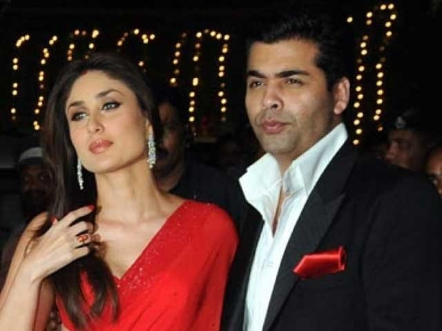 Karan Johar Wants to Marry With Kareena