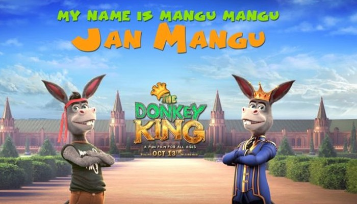 'The Donkey King' Teaser Popular on Social Media