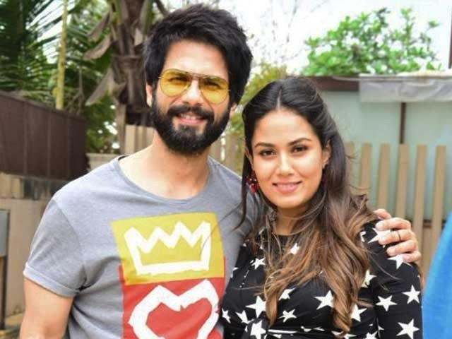 Shahid & Meera Welcomed Their SonShahid & Meera Welcomed The