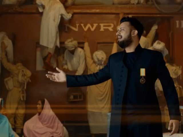 Atif Aslam New Song Released on Defense Day