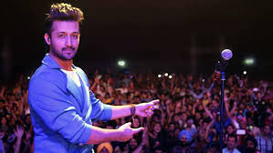 Atif Aslam Donation of 25 Lac for Dam's Fund