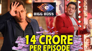 Bigg Boss 12: Salman Khan Demanded 14 Crore of One Episode