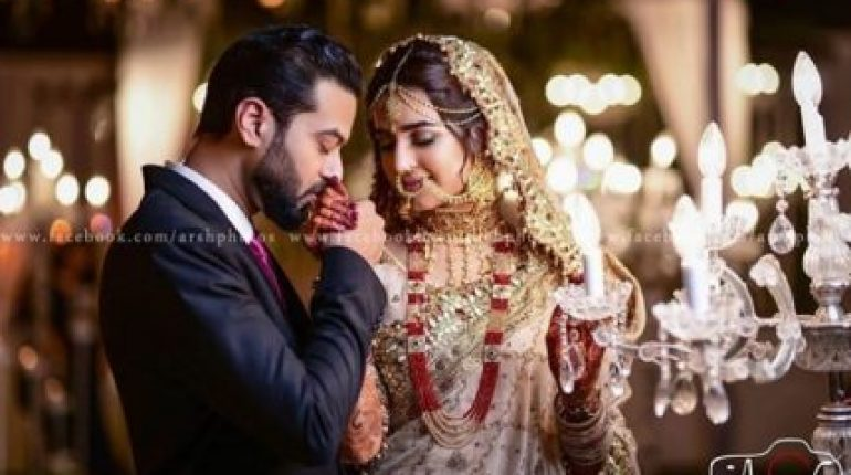 Anum Fayyaz And Asad's Wedding-Videos