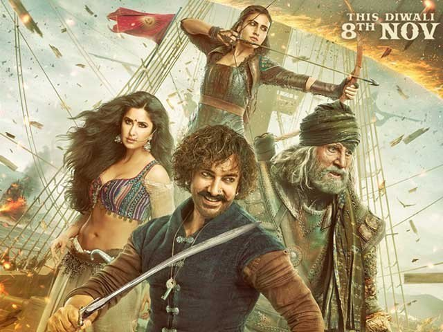 'Thug of Hindustan' Trailer Won Hearts of Fans