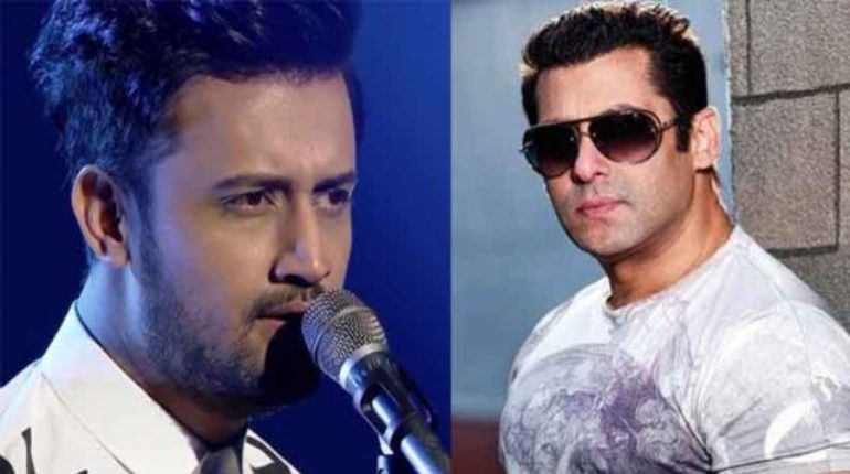 Salman Khan Replaces Atif Aslam Song from Film Notebook